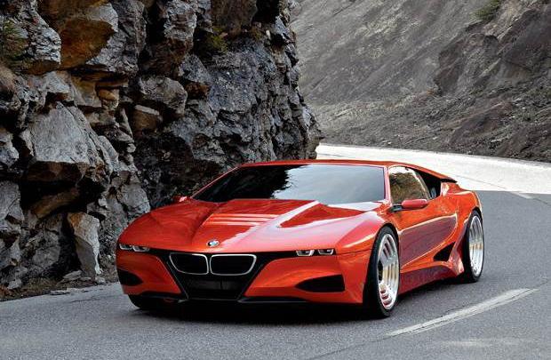 BMW 80'lere dönüyor