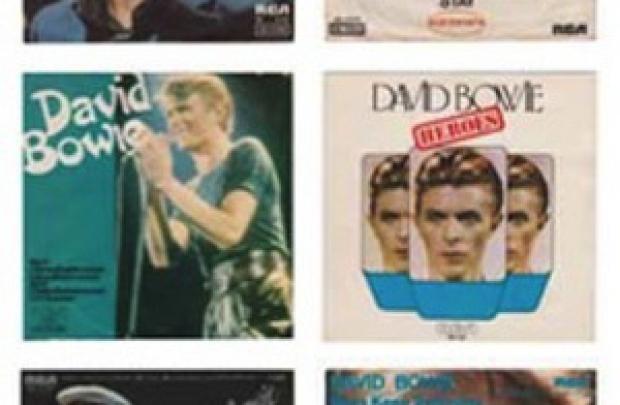 David Bowie'nin 45 yüzü