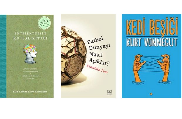 Haftanın okuma listesi