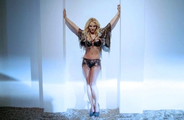 Britney disiplini