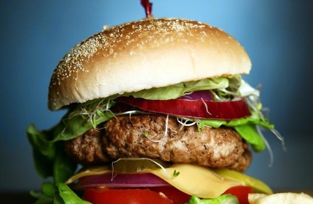 325 bin dolarlık burger