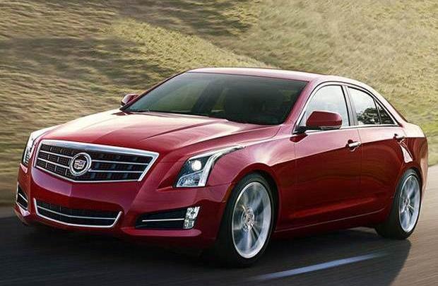 Yeni Cadillac'la sedan keyfi