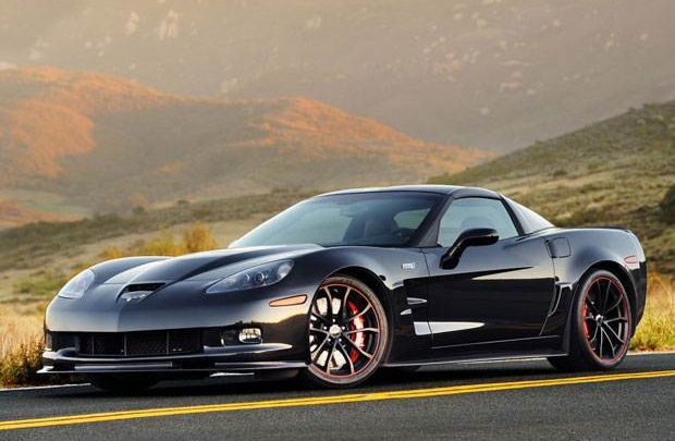 Efsanenin yeni yüzü Corvette ZR1