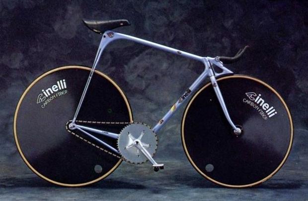 Bisiklet tasarımında 65 yıl