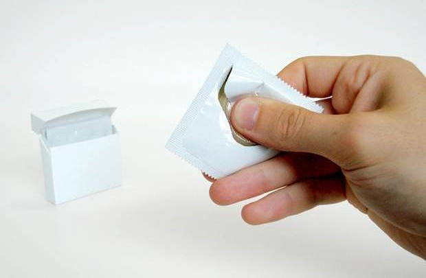 Prezervatifte devrim
