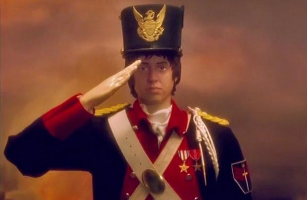 Kurşun askerin şarkısı