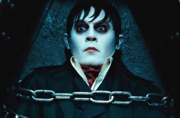 Bir vampir, bir cadı diskoya gider...