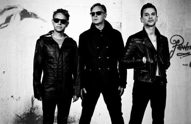 Depeche Mode davetiyeniz GQ Türkiye'den