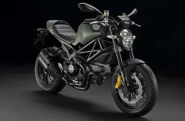Diesel x Ducati: Cesur ve asi