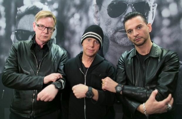Depeche Mode zamanı