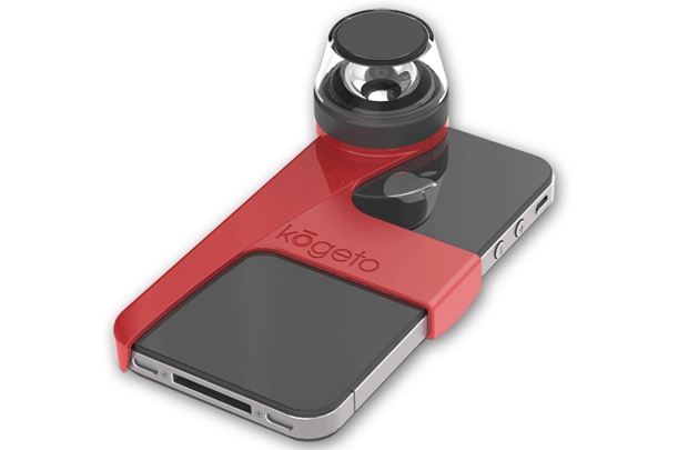 iPhone'la 360 derece video