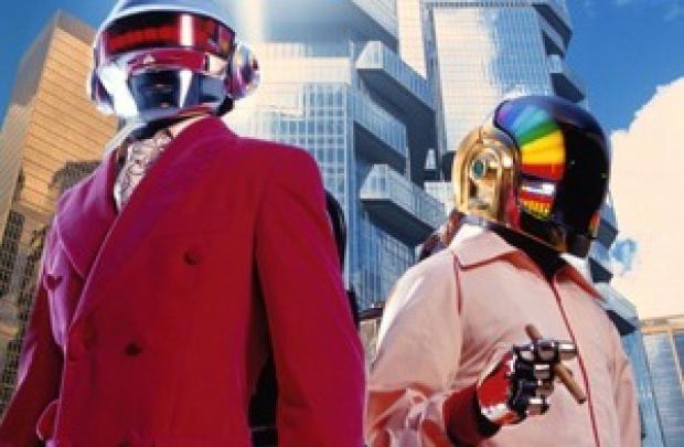 Yeni Daft Punk albümü yolda