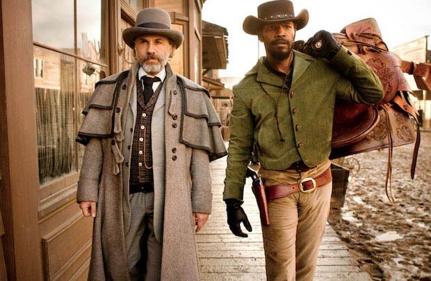 Tarantino'nun objektifinden Western