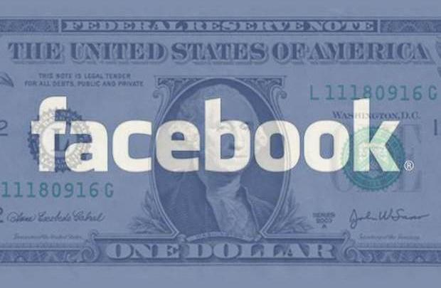 Facebook küçük hesaplar peşinde