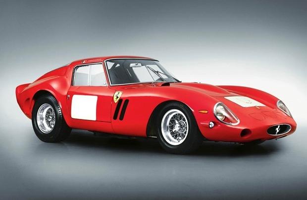 38 milyon dolarlık Ferrari