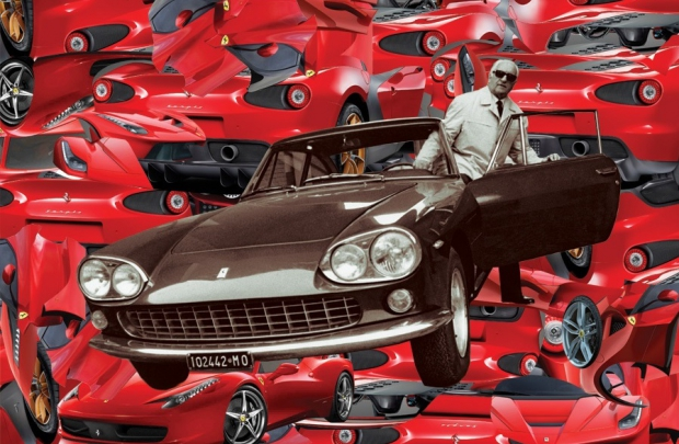 İkon: Enzo Ferrari