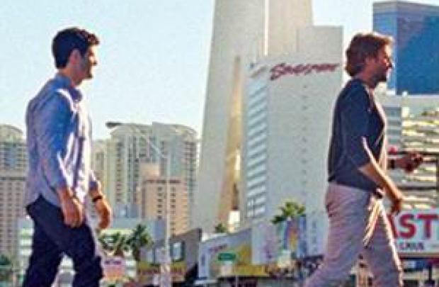 Vegas'ta son Hangover