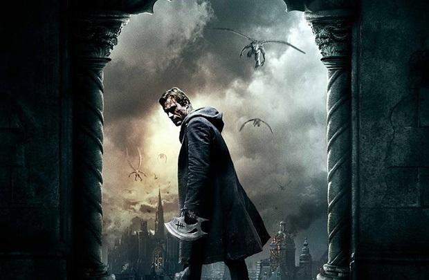 I, Frankenstein filminden ilk fragman