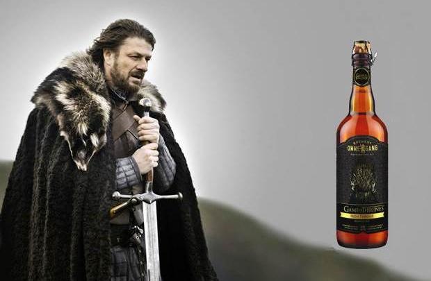 Game of Thrones'un birası geliyor