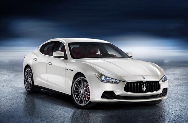 Yeniden Maserati Ghibli
