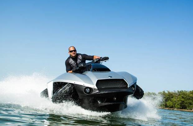Karada ve denizde BMW