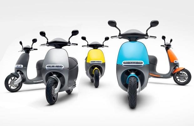 Devir akıllı scooter devri