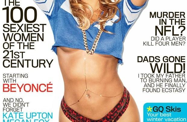 Yüzyılın en seksi kadını Beyoncé