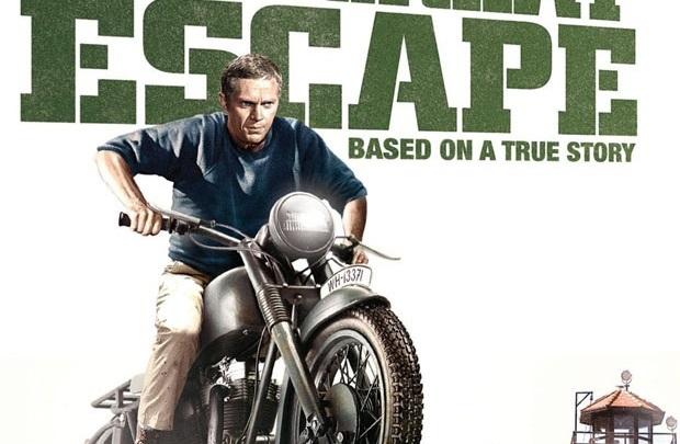 Centilmenler DVD Kulübü: The Great Escape