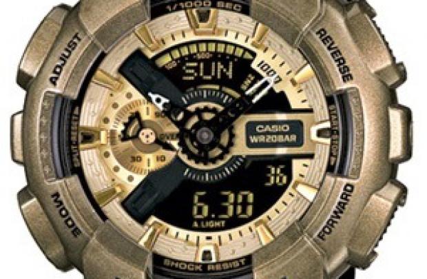 G-Shock altın çağında