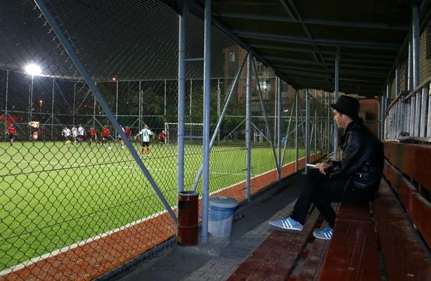 Part time futbol