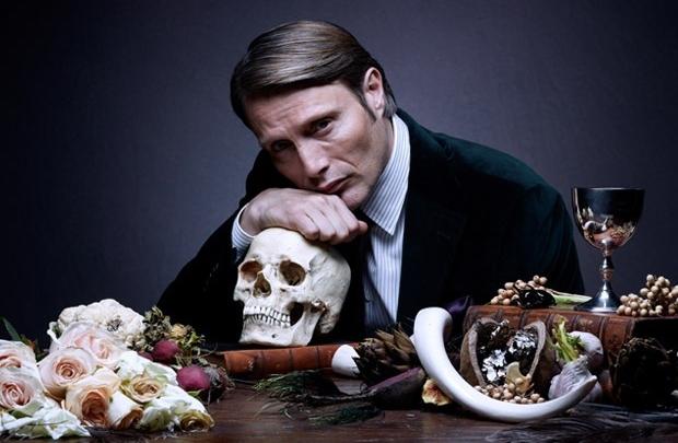 Hannibal'ın dizisi geliyor
