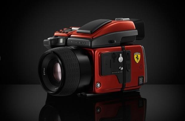 Kamerada Ferrari izi