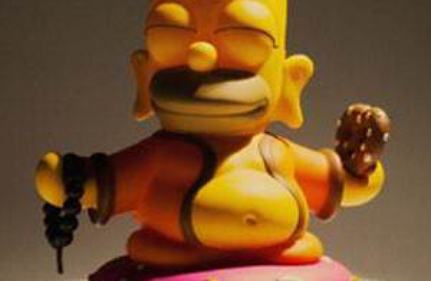 Homer başımıza Buda geldi