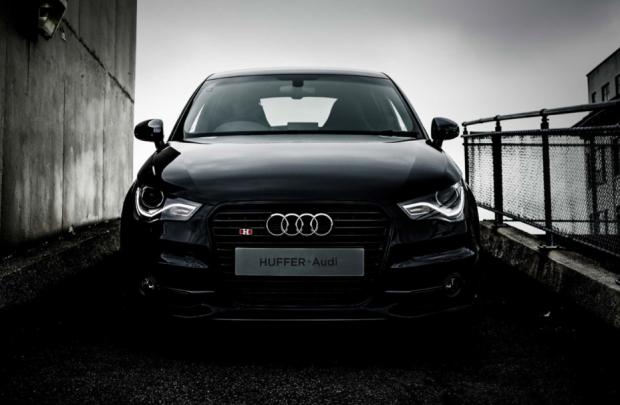 Audi A1'e Huffer'dan itici güç