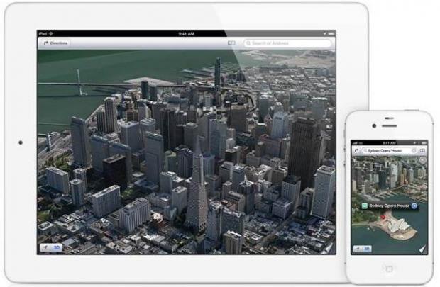iOS 6'da ters yön
