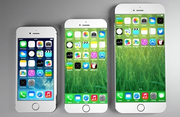 iPhone 6 yolda
