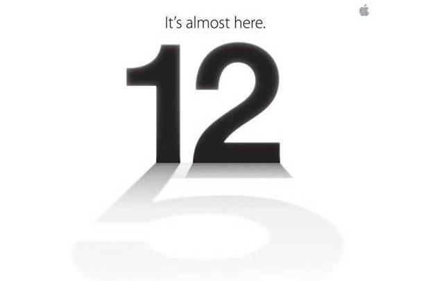 iPhone 5 için geri sayım başladı