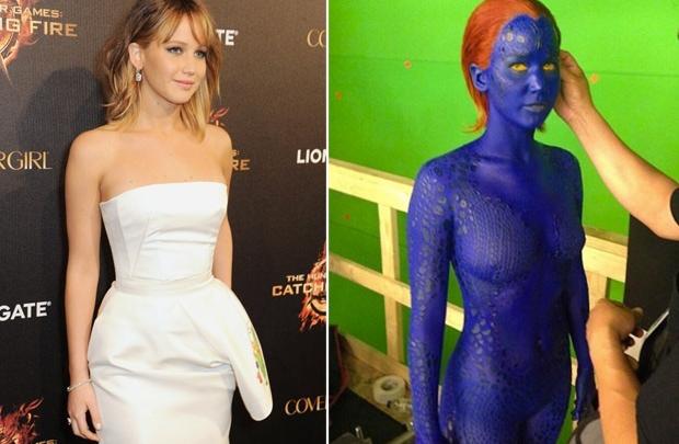 Jennifer Lawrence X-Men'de