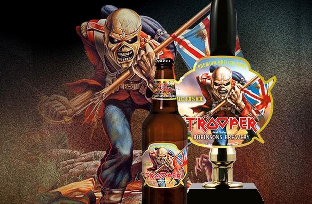 Heavy metalin resmi içeceği