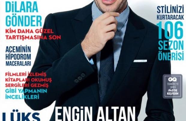 GQ Türkiye yılın en başarılı erkek dergisi