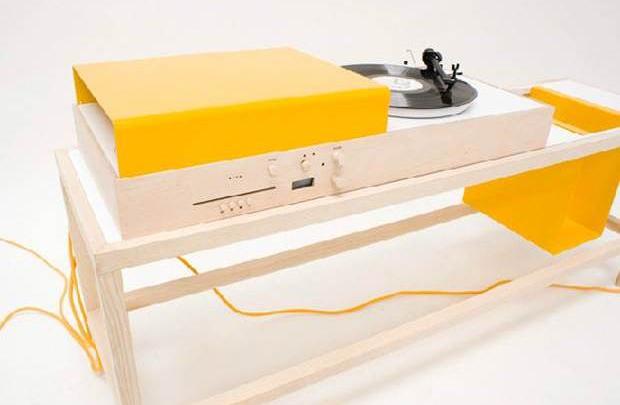 Minimal stereo sistem