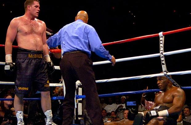Mike Tyson'ı deviren İrlandalı
