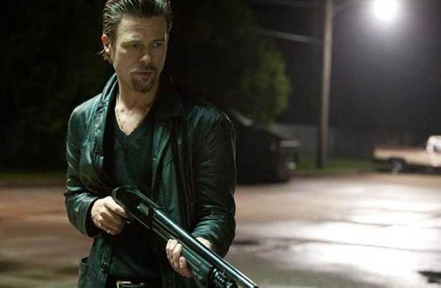 Brad Pitt bir kiralık katil