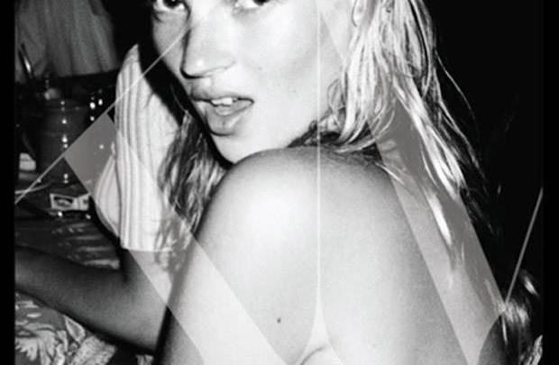 Kate Moss'un kaleminden bir kitap