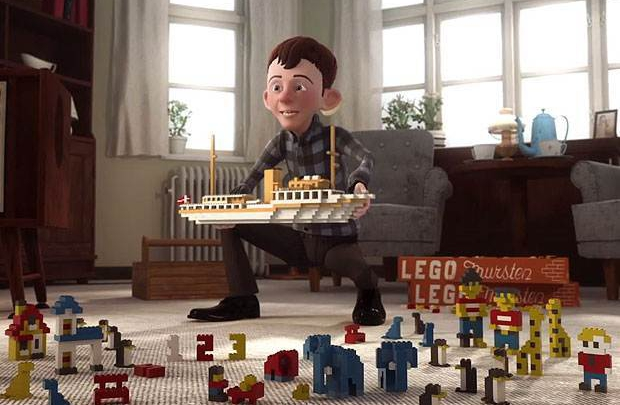 LEGO'nun harika öyküsü
