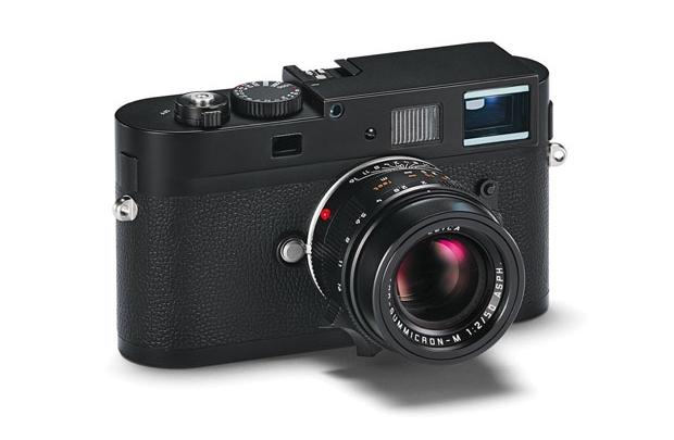 Sadece siyah beyaz bir Leica
