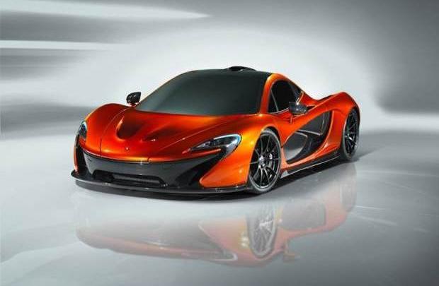 McLaren'ın yeni oyuncağı