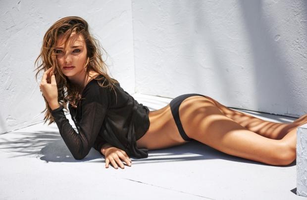 Güzellikte bir marka: Miranda Kerr