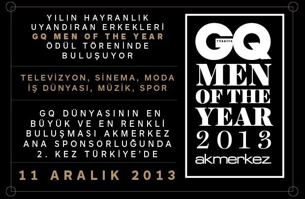 Men of the Year 2013 Heyecanı Başlıyor