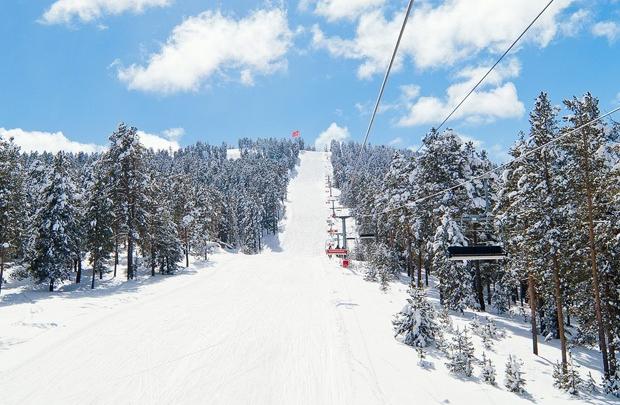 Kayak tatili lüks olmaktan çıkıyor